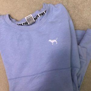 VS PINK long sleeve t shirt/sweatshirt